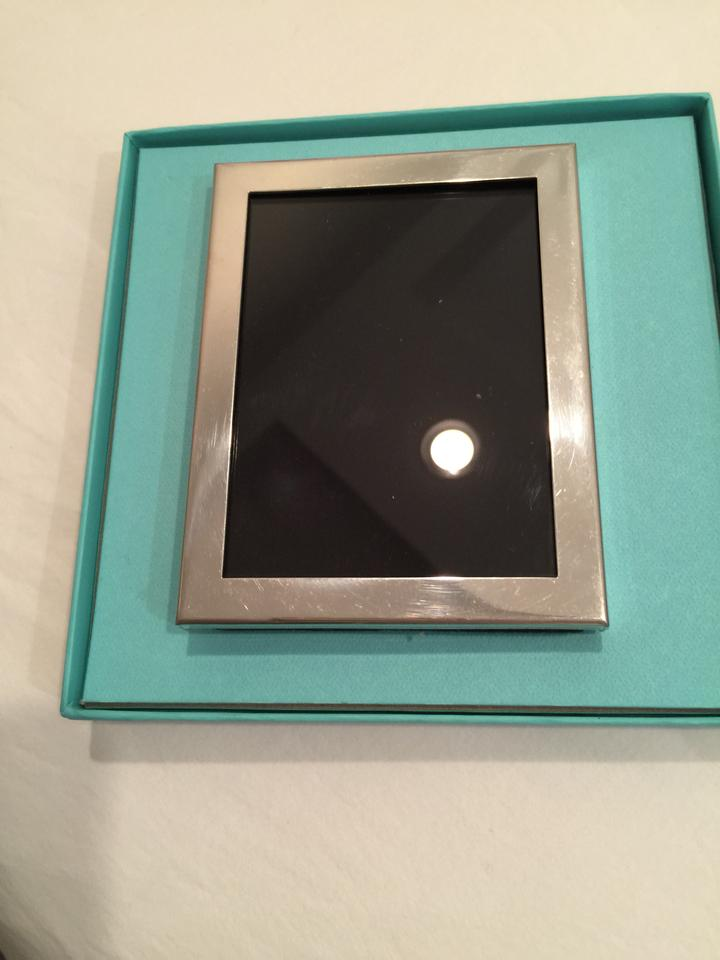 tiffany co pewter picture frame