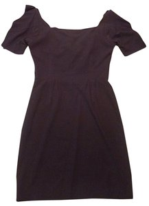 Zac Posen Little Cowl Dress
