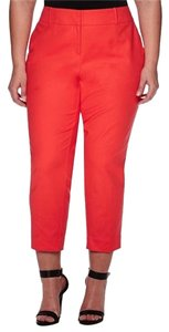 Worthington Capri/Cropped Pants Poppy