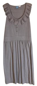 Barneys New York short dress Grey on Tradesy