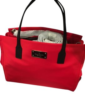 Kate Spade Tote in Cherry liqueur