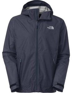 The North Face Rain Lightweight Blue Jacket