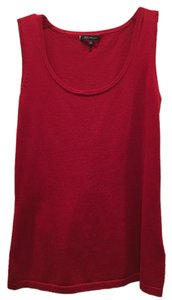 Anne Klein Top red