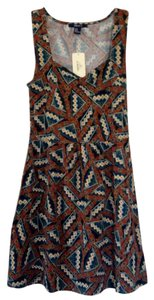Forever 21 short dress Multicolored on Tradesy