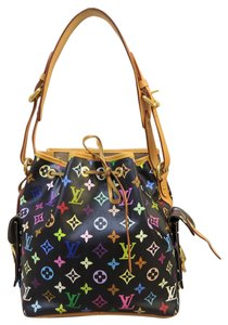 Louis Vuitton Lv Monogram Hobo Bucket Shoulder Bag