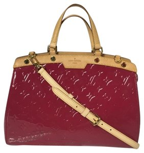 Louis Vuitton Brea Pink Mm Brea Brea Vernis Mm Neverfull Speedy Shoulder Bag