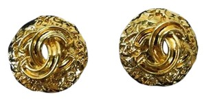 Chanel 95A CC Earrings 210786