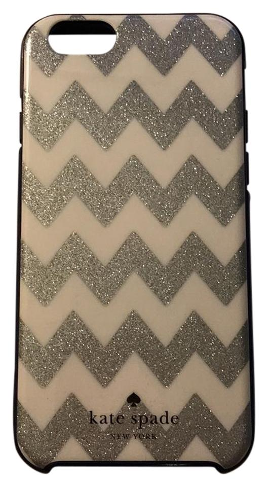 more photos b45f6 93daa Kate Spade Silver/Blue Iphone 6 Smartphone Case By New York Tech Accessory  41% off retail