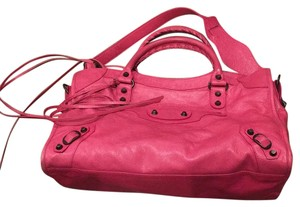 Balenciaga Satchel in Pink