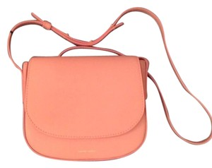Mansur Gavriel Leather Cross Body Bag
