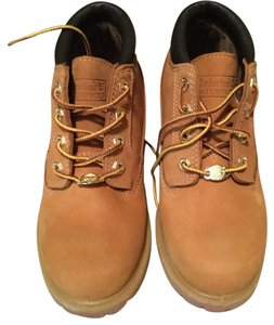 Timberland Waterproof Tan Boots