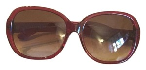Marc Jacobs Marc by MarcJacobs Red Sunglasses