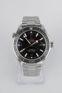 Omega Omega Seamaster Planet Ocean 600 M Coaxial Automatic Mens Watch