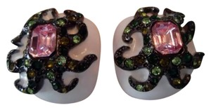 Kenneth Jay Lane Vintage Kenneth Jay Lane Octopus Earrings