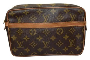 Louis Vuitton Compiegne Monogram Clutch