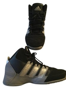 adidas Black and gray Athletic