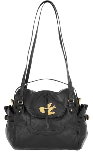 Preload https://item3.tradesy.com/images/marc-by-marc-jacobs-petal-to-the-metal-black-leather-shoulder-bag-200197-0-0.jpg?width=440&height=440