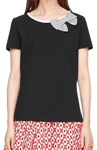 Kate Spade T Shirt Black & White