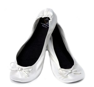 Foldable Ballet Flats- Perfect For Dancing!