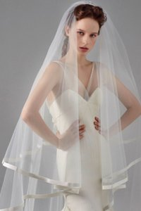 Peter Langner Ivory Medium Bridal Veil