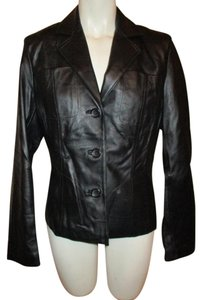 Wilsons Leather Leather black Leather Jacket