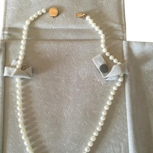 Standard Pearls 18 Inch Pearl Necklace