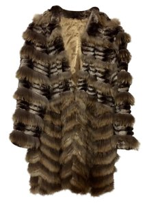 Linda Richards Fur Coat