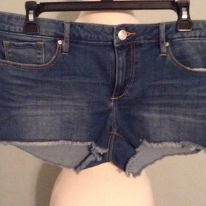 Chip and Pepper Cut Off Shorts Blue jean