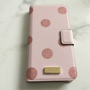 Kate Spade Kate Spade Glittery Dots Iphone folio