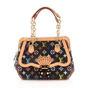 Louis Vuitton Multicolor Canvas Shoulder Bag