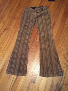 Juicy Couture Flare Pants Brown