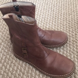 Ivy & Aster Neutral, tan Boots
