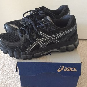 Asics Black/Onyx/Black Athletic