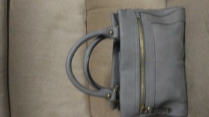 Merona Tote in Gray
