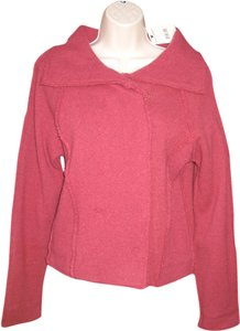 Free People Washed Red Jacket
