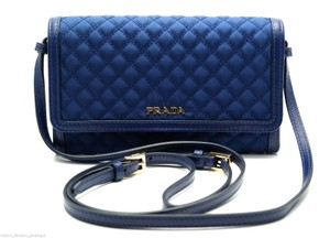 Prada Quilted Nylon Wallet