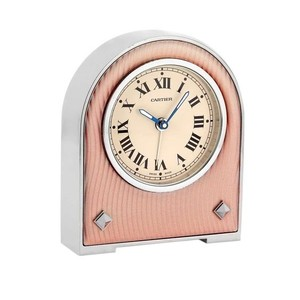 Cartier CARTIER Desk Alarm Clock