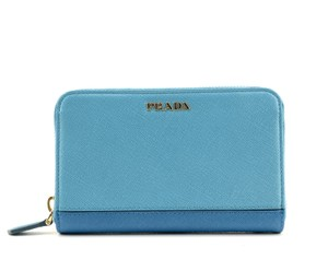 Prada Zip Around Saffiano
