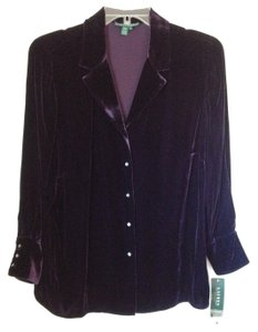 Ralph Lauren Top DEEP PURPLE