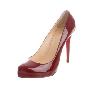 Christian Louboutin Loubs Red Bottoms Size CHRISTIAN LOUBOUTIN ROLANDO 12 42 Pumps