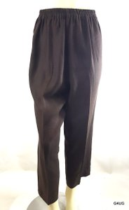 Eskandar Capri/Cropped Pants Brown