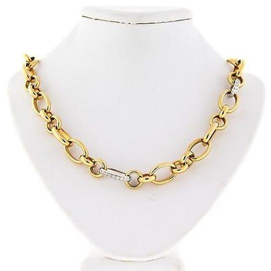 Chopard Chopard,1.25ct,Diamond,750,18k,Yellow,Gold,Ladies,Necklace