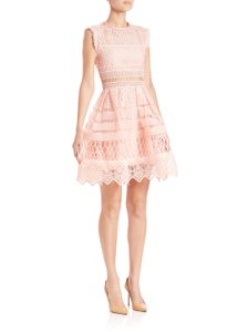Alexis Crochet Lace Dress