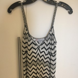 M Missoni Top Black and White