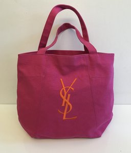 Saint Laurent Ysl Gift Tote in Pink