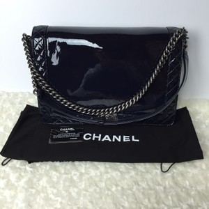 Chanel Boy Black Shoulder Bag