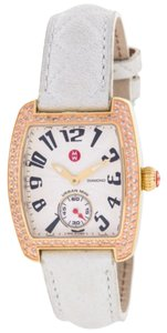 Michele Michele Urban Mini Mw02a01g9001 Diamond Quartz Swiss Womens Watch