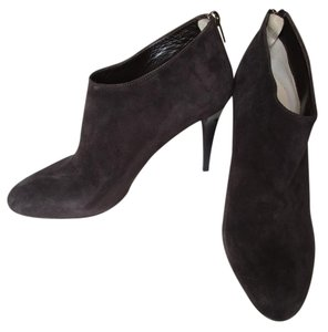 Jimmy Choo New Suede Bootie Ankle Brown Boots
