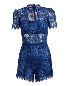 d332429802e Blue Alexis Rompers   Jumpsuits - Up to 70% off a Tradesy
