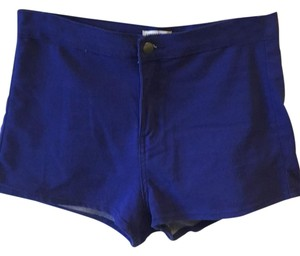 Forever 21 Mini/Short Shorts Royal Blue
